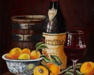 Hermitage Wine SOLD