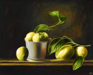 Still Life with Lemons SOLD